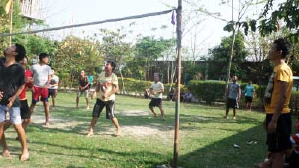 Play Time Volley Ball